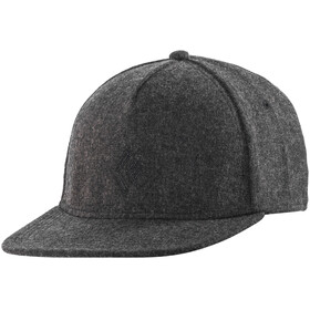 """Black Diamond Wool Trucker Hat Smoke"""